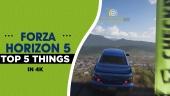 Forza Horizon 5 - Videovorschau (4K)
