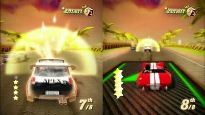 Kinect Joy Ride - Gameplay Trailer