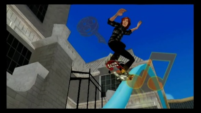 Shaun White Skateboarding - Wii Features Trailer