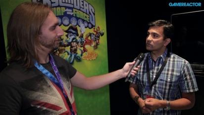 GC 13: Skylanders Swap Force - Interview Guha Bala