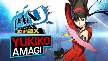 Persona 4: Arena Ultimax  - Yukiko Amagi Trailer