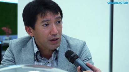 Shinji Mikami - Gamelab 2015 - Honor Award Interview