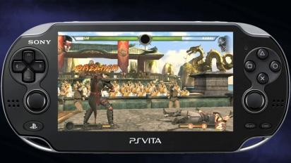 Mortal Kombat - Vita Trailer