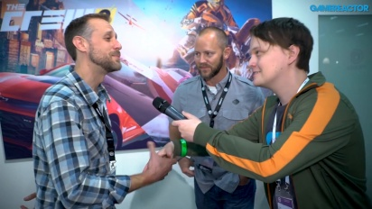 The Crew 2 - Interview mit Harley-Davidson