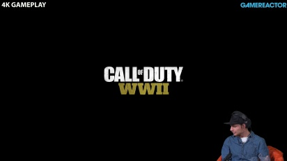 Call of Duty: WWII - 4K-Livestream-Wiederholung