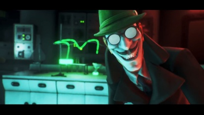We Happy Few - Always Be Cheerful: The ABCs of Happiness