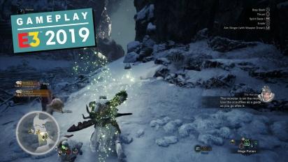 Monster Hunter: World - Iceborne-Gameplay