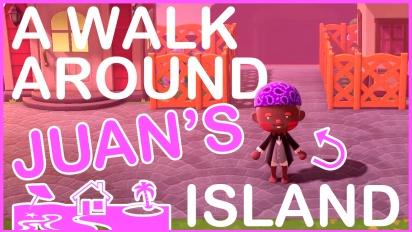 Animal Crossing: New Horizons - Eine kommentierte Tour durch Juans Insel
