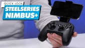 Steelseries Nimbus Plus: Quick Look