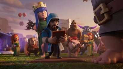 Clash of Clans - Hammer Jam is Back Cinematic Trailer