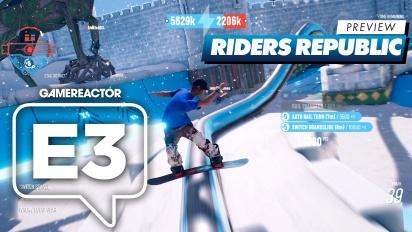 Riders Republic - E3-Impressionen