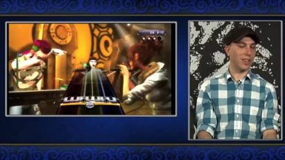 Rock Band 3 - Keyboard Gameplay