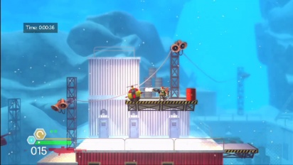 Bionic Commando: Rearmed 2 - TGS 10: Red Complex Gameplay