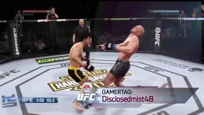 EA Sports UFC - Highlight Reel: December 2014 Trailer