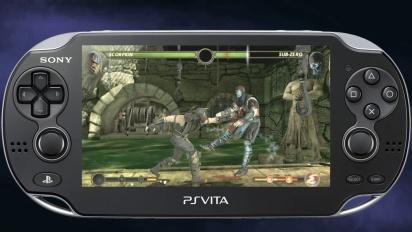 Mortal Kombat - Vita Game Modes Trailer