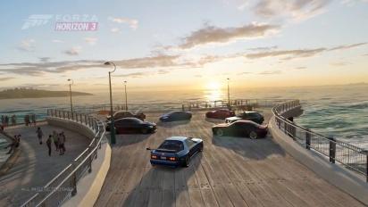 Forza Horizon 3 - Alpinestars Car Pack