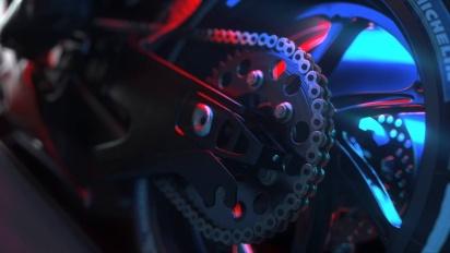 MotoGP 18 - Ankündigungs-Trailer