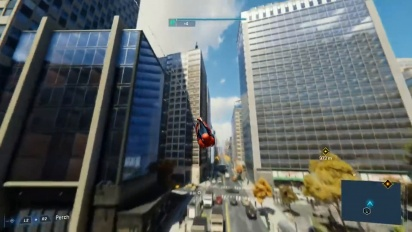 Spider-Man - How Insomniac Perfected Web-Swinging