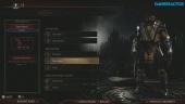 Mortal Kombat 11 - Anpassungsmenü