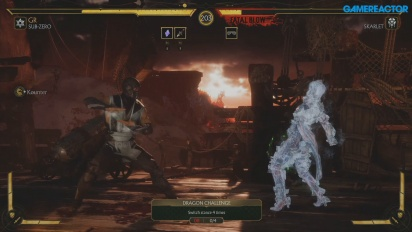 Mortal Kombat 11 - Towers of Time (Gameplay)