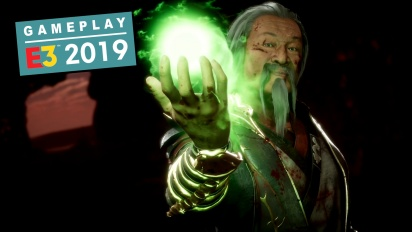 Mortal Kombat 11 - DLC-Kämpfer Shang Tsung (E3-Highlights)