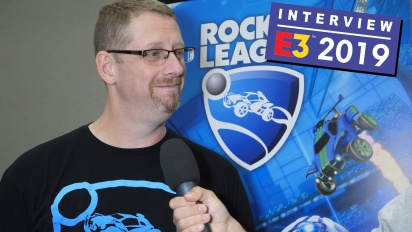 Rocket League - Interview mit Scott Rudi