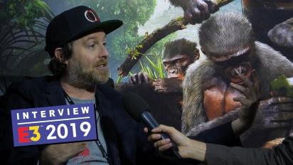 Ancestors: The Humankind Odyssey - Interview mit Patrice Désilets