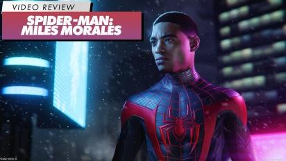 Spider-Man: Miles Morales - Videokritik