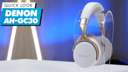 Denon AH-GC30: Quick Look