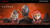 Netflix Geeked Week Tag 4 - Masters of the Universe, Resident Evil, Godzilla und mehr