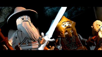 Lego Der Hobbit - Launch Trailer (Deutsche Version)