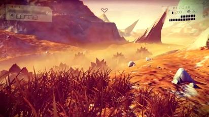 No Man's Sky - The Story of Hello Games Dev Diary