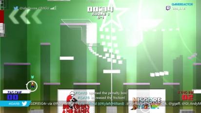 #IDARB - Gameplay 1 vs. 1 - komplettes Match mit Hashbombs alle fünf Sekunden