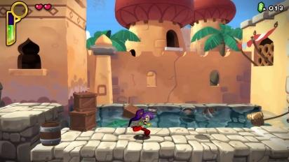 Shantae: Half-Genie Hero - E3 2016 Trailer