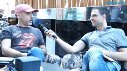Raiders of The Broken Planet - Enric Álvarez Interview