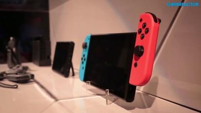 Nintendo Switch - Angespielt in London