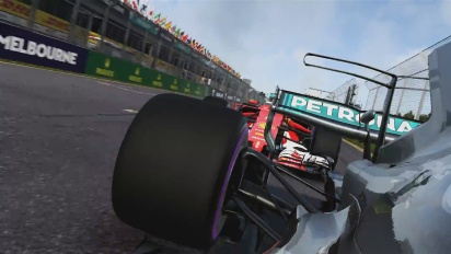 F1 2017 - Career Trailer