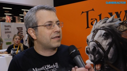 Mount & Blade II: Bannerlord - Interview mit Armagan Yavuz