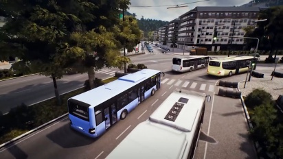 Bus Simulator 18 - Multiplayer-Trailer (deutsch)