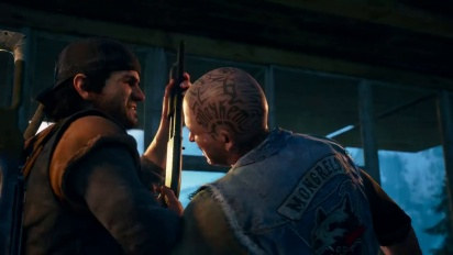 Days Gone - Gameplay Trailer