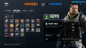 Rainbow Six: Siege - Goyo (Gameplay)
