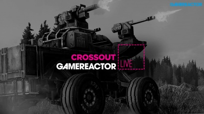 Crossout - Livestream-Wiederholung
