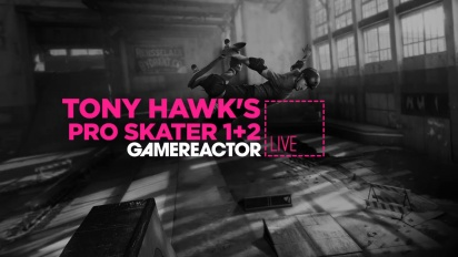 Tony Hawk's Pro Skater 1 and 2 - Livestream-Wiederholung