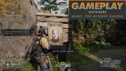 Outriders - Gameplay: Jagd auf den blutigen Baron