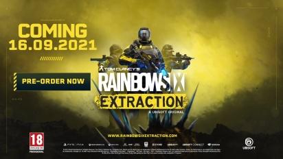 Rainbow Six: Extraction - Enthüllungs-Trailer