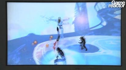 TGS 10: El Shaddai: Ascension of the Metatron - Gameplay