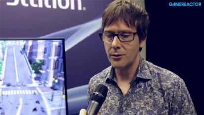 E3 13: Knack - Interview Mark Cerny