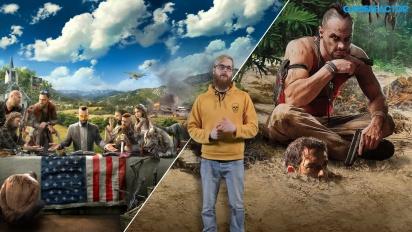 Far Cry 5 - Fünf Gründe, warum Far Cry 3 noch immer spielenswert ist (Video#1)