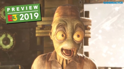 Oddworld: Soulstorm - E3-Vorschau