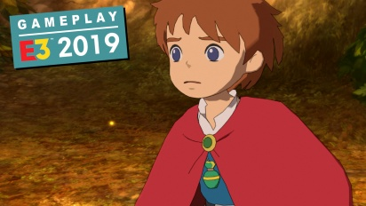 Ni no Kuni: Der Fluch der Weißen Königin Remastered - E3-Gameplay